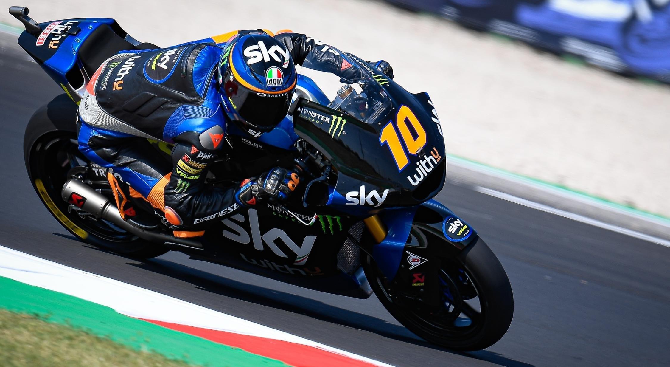 MotoGP Misano: Luca Marini wins his home Moto2 race - Everything Moto Racing