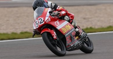 British Riding Stars Spotlight: Evan Belford
