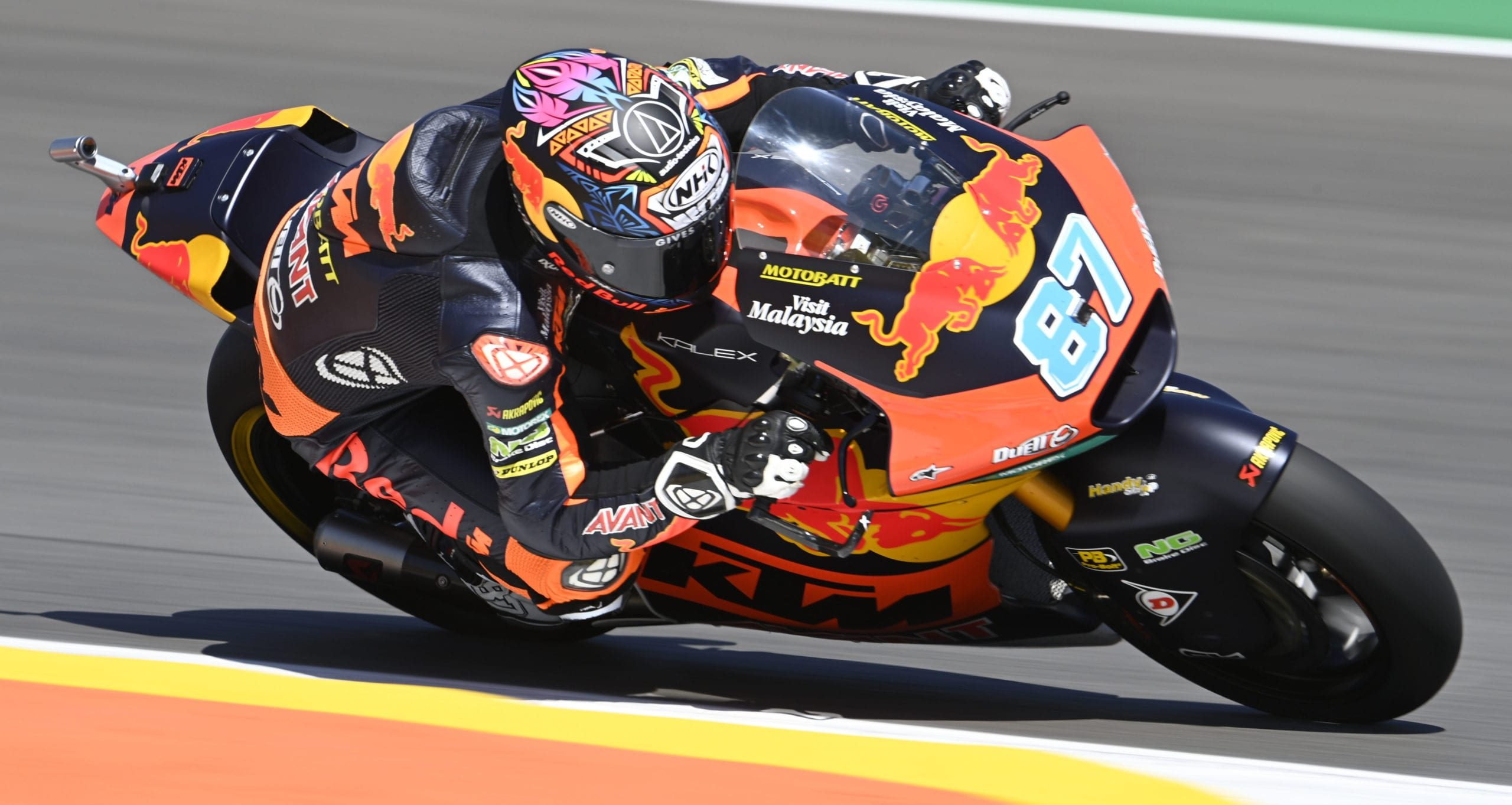 Moto2 Portimao Warm Up Results: Remy Gardner breaks lap record - Everything Moto Racing