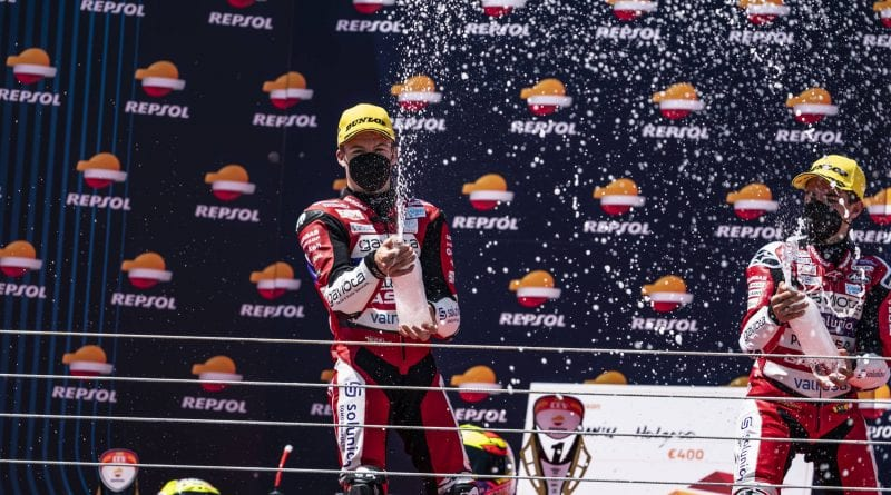 MotoGP Future Talent: Daniel Holgado
