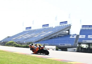 Moto2 Sachsenring Race: Remy Gardner wins again