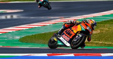 Moto2 Misano Qualifying: Raul Fernandez takes yet another pole position