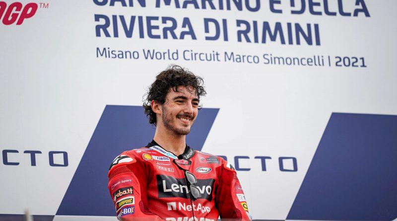 MotoGP: Francesco Bagnaia silencing doubters